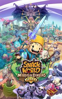Snack World : Mordus de Donjons - Gold [2020]