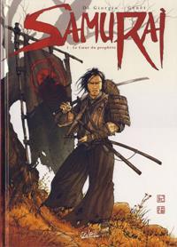 Samurai : Le Coeur du prophète #1 [2005]