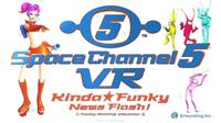 Space Channel 5 VR Kinda Funky News Flash! [2020]