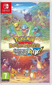 Pokémon Donjon Mystère : Equipe de secours DX [2020]