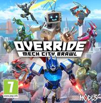 Override Mech City Brawl #1 [2018]