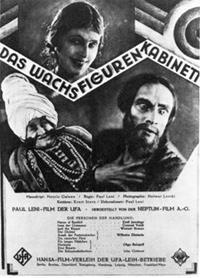Le cabinet des figures de cire [1924]
