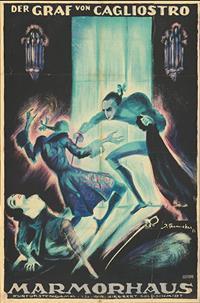 Der Graf von Cagliostro [1920]