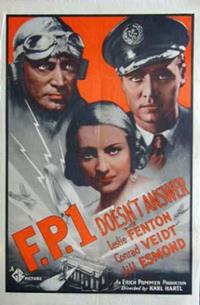 F.P.1 Does Not Answer [1933]
