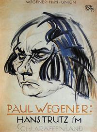 Hans Trutz im Schlaraffenland [1917]