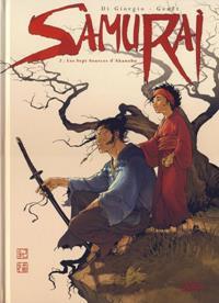 Samurai : Les Sept Sources d'Akanobu #2 [2006]