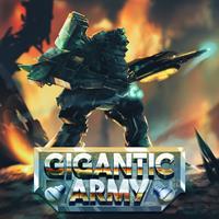 GIGANTIC ARMY - eshop Switch