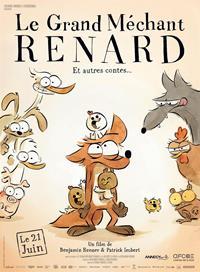 Le Grand Méchant Renard et autres contes... [2017]
