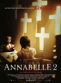 The Conjuring : Annabelle 2 : La Création du mal #2 [2017]
