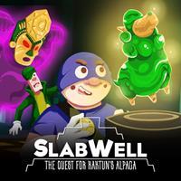 SlabWell : The Quest For Kaktun's Alpaca - eshop Switch