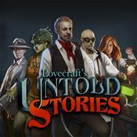 Lovecraft's Untold Stories - eshop Switch