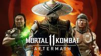 Mortal Kombat 11 : Aftermath #11 [2020]