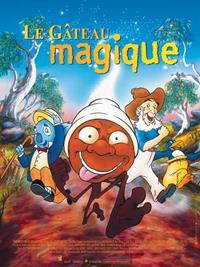 Le gâteau magique - DVD
