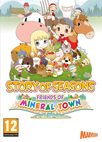 Harvest Moon : Story of Seasons : Friends of Mineral Town [2020]