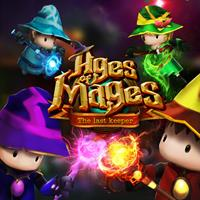 Ages of Mages : The Last Keeper - PSN