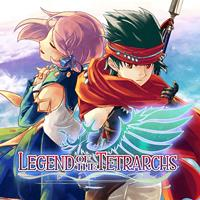 Legend of the Tetrarchs - eshop Switch