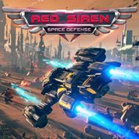 Red Siren : Space Defense [2019]