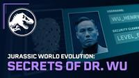 Jurassic World Evolution : Secrets du Dr Wu - PSN
