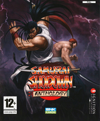Samurai Shodown Anthology - PSP