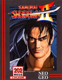 Samurai Shodown II #2 [2008]