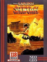 Samurai Shodown III - PSN