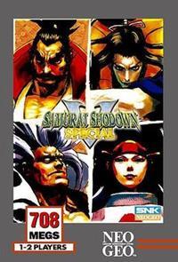 Samurai Shodown V Special #5 [2004]