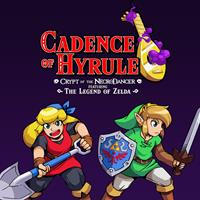 Cadence of Hyrule – Crypt of the NecroDancer Featuring The Legend of Zelda - eshop Switch
