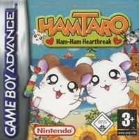 Hamtaro : Ham-Ham Heartbreak - GBA