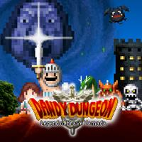 Dandy Dungeon - Legend of Brave Yamada - - eshop Switch