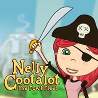 Nelly Cootalot : The Fowl Fleet - eshop Switch