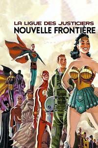 Justice League : La Ligue des justiciers : Nouvelle Frontière [2015]