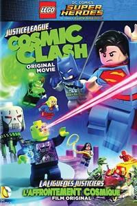 LEGO DC Comics Super Heroes : La Ligue des Justiciers - L'affrontement cosmique [2016]