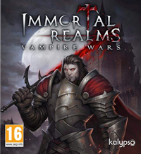 Immortal Realms : Vampire Wars - PS4