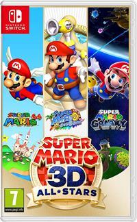 Super Mario 3D All-Stars [2020]
