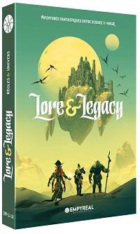 Lore & Legacy : Livre de base [2020]