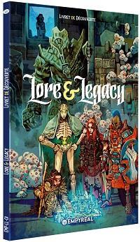 Lore & Legacy : Livret de découverte [2020]