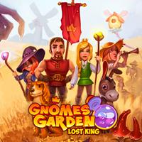 Gnomes Garden : Lost King [2018]