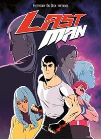 Lastman [2016]