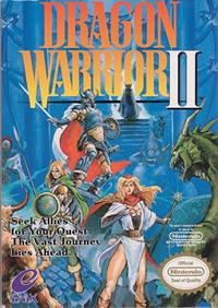 Dragon Quest II : Luminaries of the Legendary Line #2 [2014]