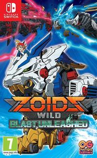 Zoids Wild : Blast Unleashed [2020]