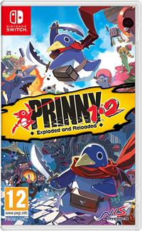 Disgaea : Prinny 1•2 : Exploded And Reloaded [2020]