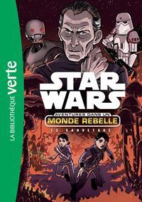 Star Wars : Aventures dans un Monde Rebelle : Le Sauvetage #7 [2019]