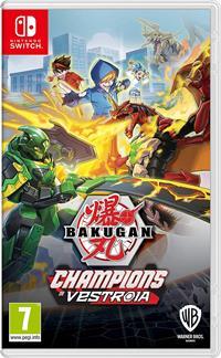 Bakugan Battle Brawlers : Bakugan : Champions de Vestroia [2020]