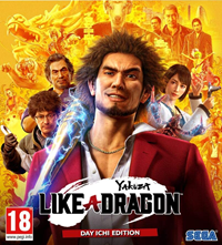Yakuza : Like a Dragon [2020]