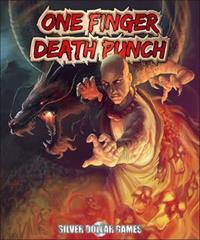 One Finger Death Punch #1 [2013]