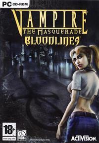 Monde des Ténèbres : Vampire : La Mascarade : Vampire : The Masquerade : Bloodlines [2004]