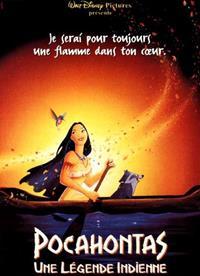 Pocahontas, une légende indienne [1995]