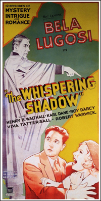 The Whispering Shadow [1933]