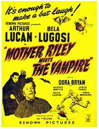 Old Mother Riley : Mother Riley Meets the Vampire [1952]