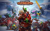 Minecraft Dungeons : Howling Peaks [2020]